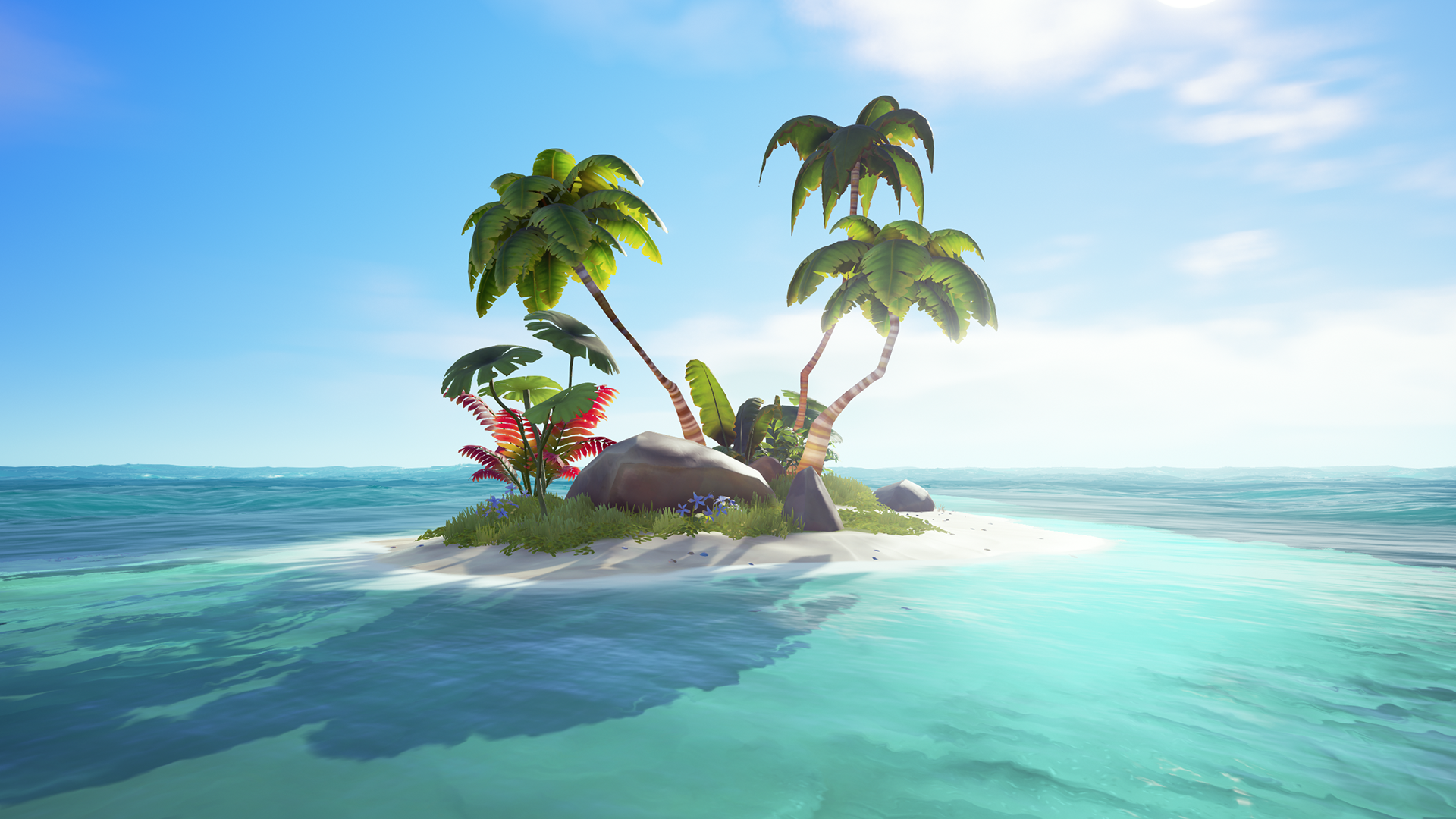 Sea Of Thieves Announced Sea Of Thieves Island 132611