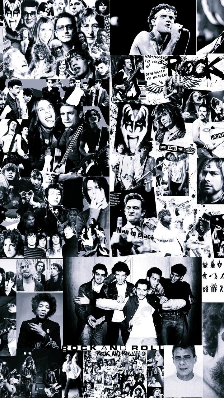 Rock N Roll Wallpaper Rock N Roll Mobile 134037 Hd