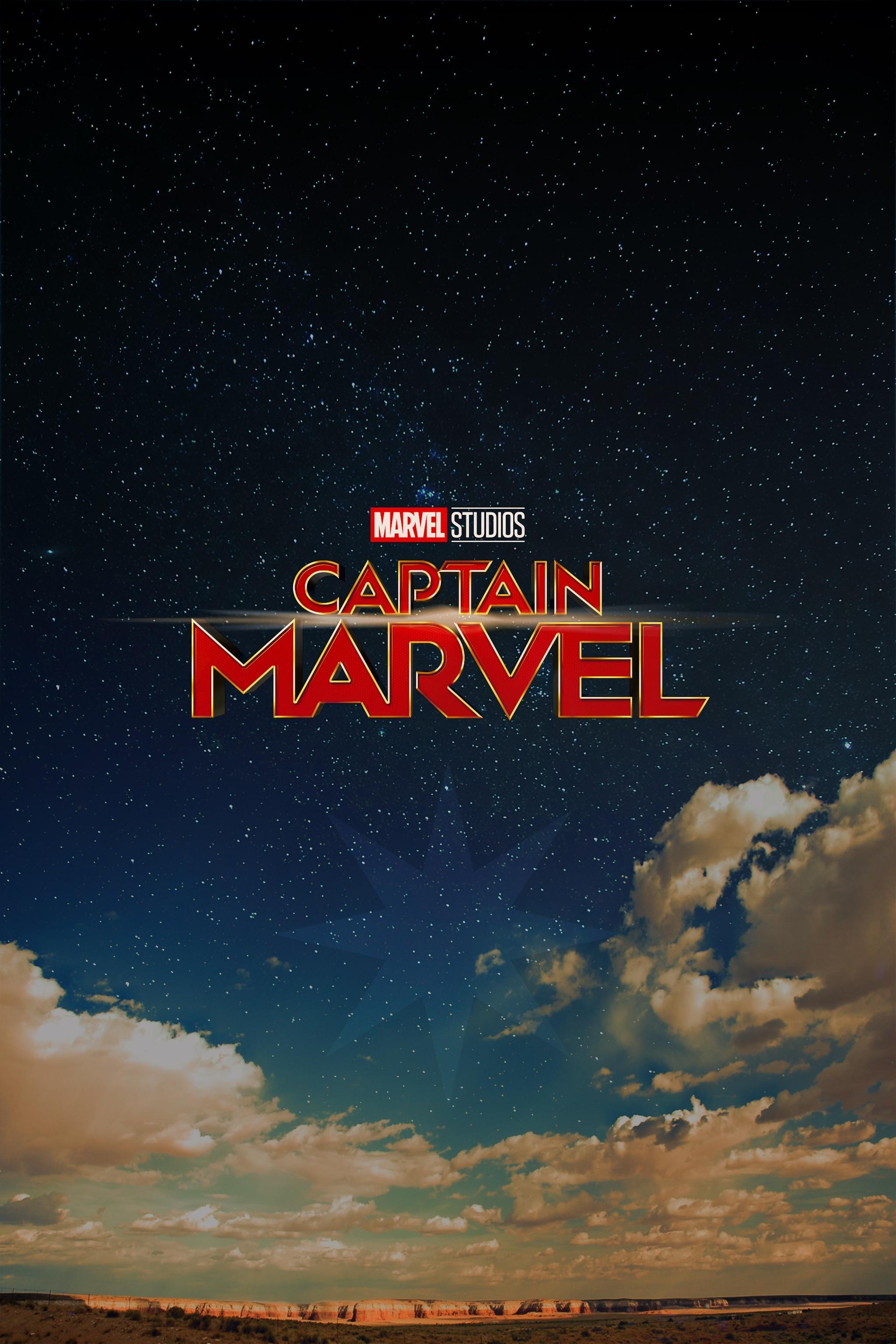 Fan Contentcaptain Marvel Wallpaper Based On The New - Captain Marvel Wallpaper Hd , HD Wallpaper & Backgrounds