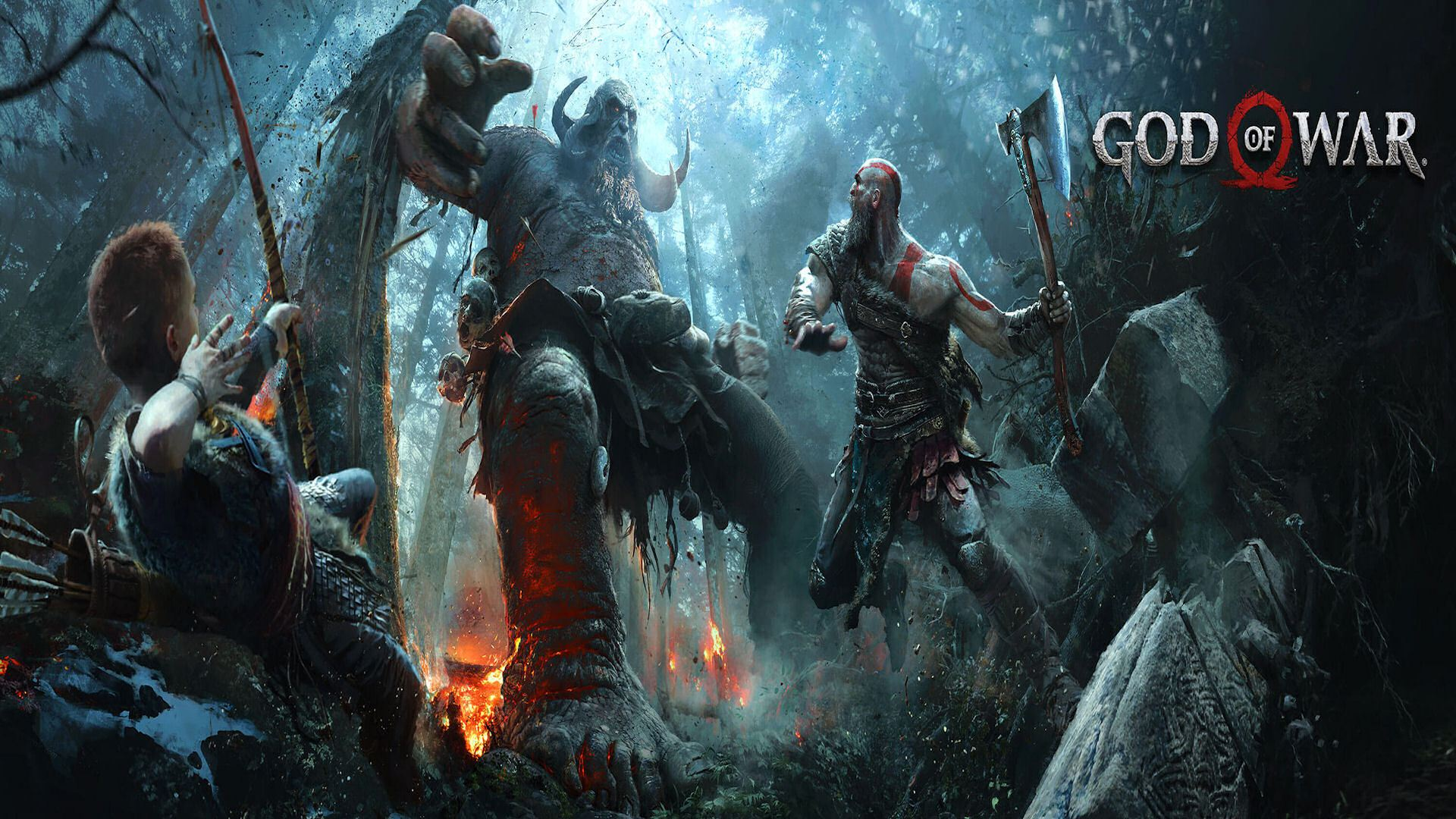God Of War Is A Mythology Based Action Adventure Video God