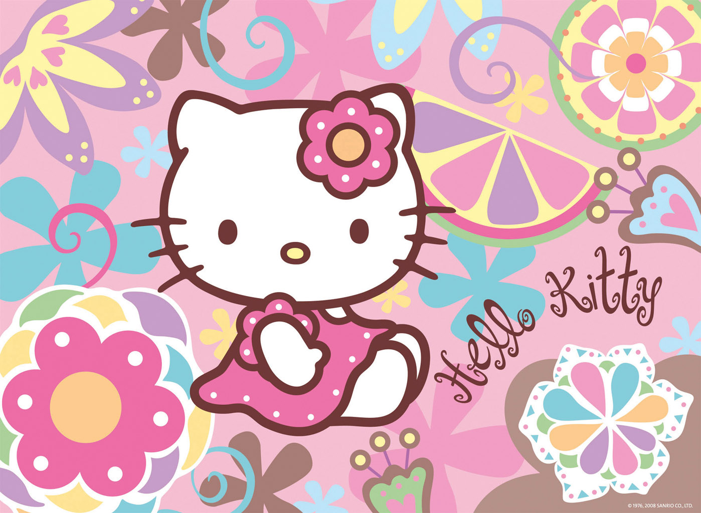 Hello Kitty Wallpapers Hello Kitty Wallpaper For