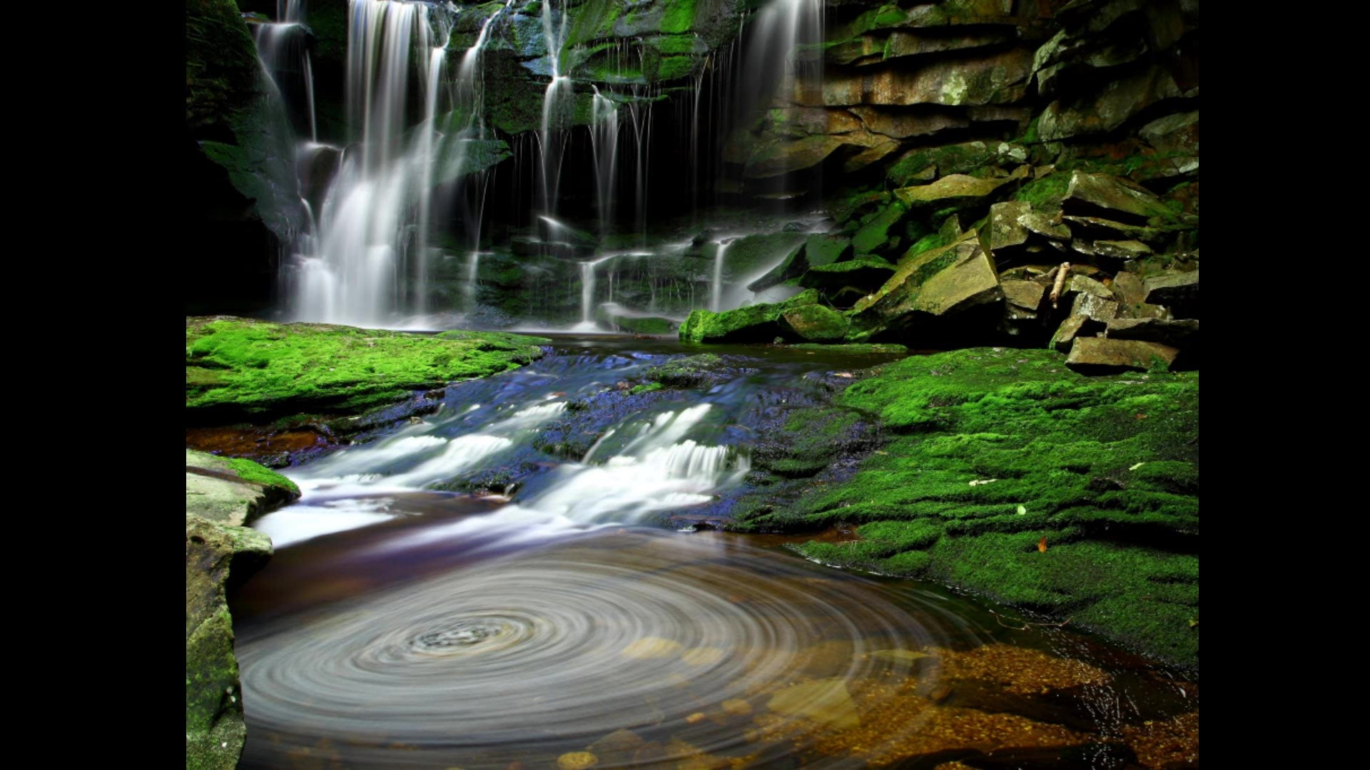Beautiful Nature Wallpaper Pictures - Blackwater Falls State Park , HD Wallpaper & Backgrounds