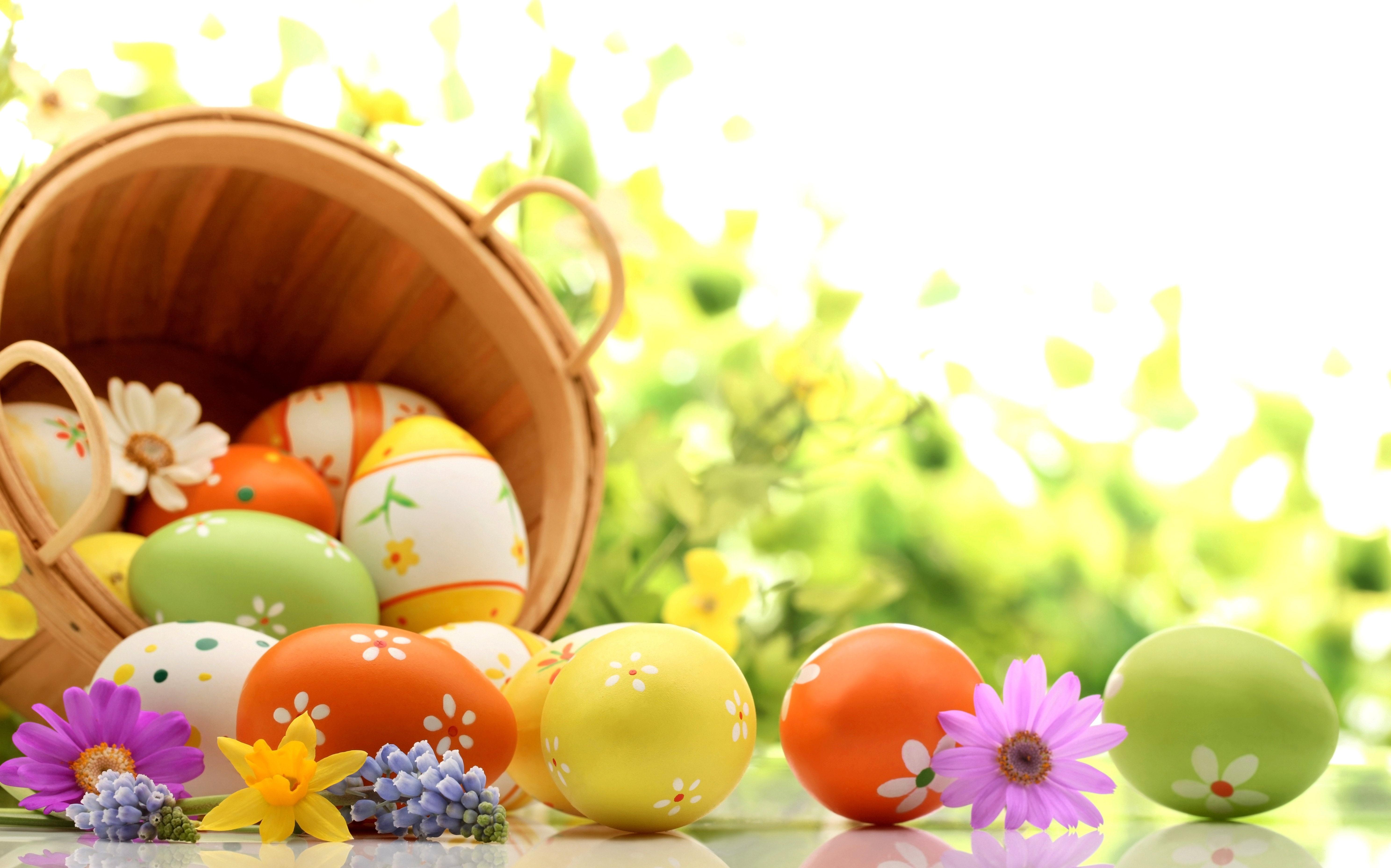 Free Hd Easter Wallpaper High Resolution Easter Background