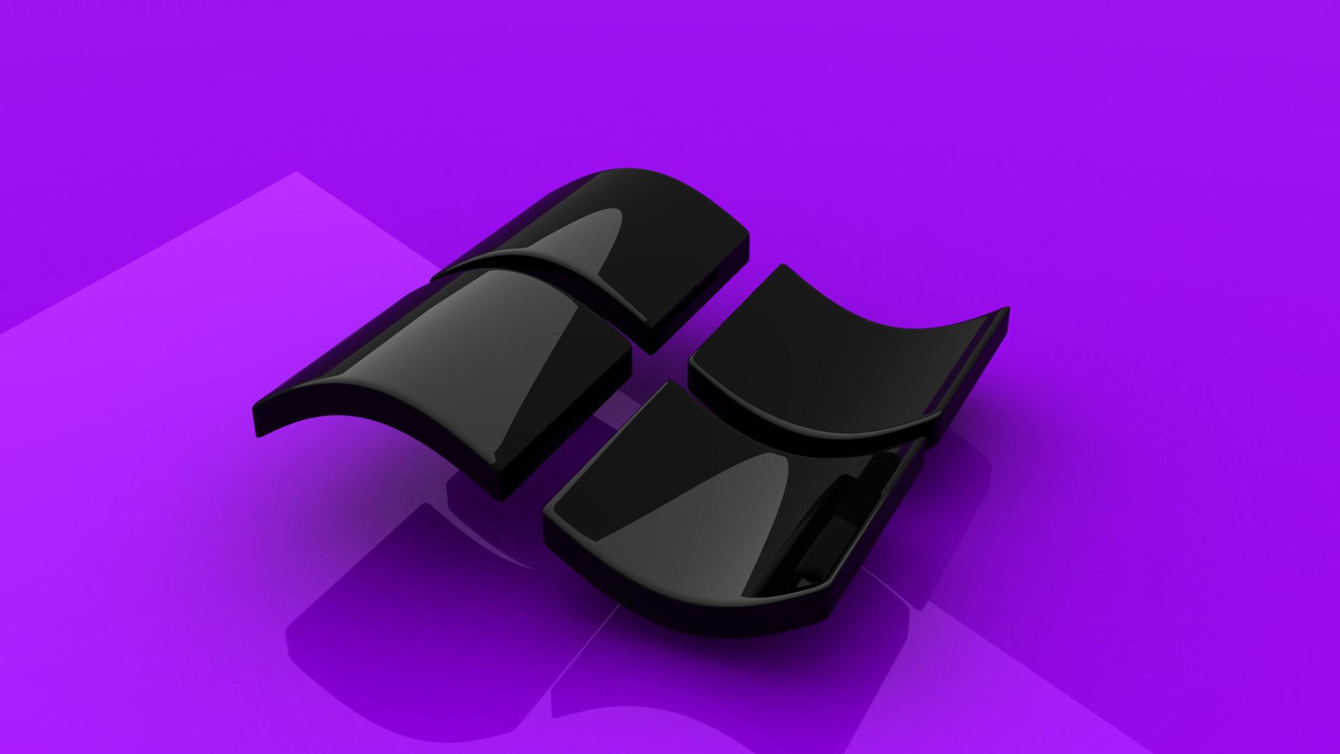 Windows Microsoft Gloss Lilac Ultra Hd Hd Wallpapers