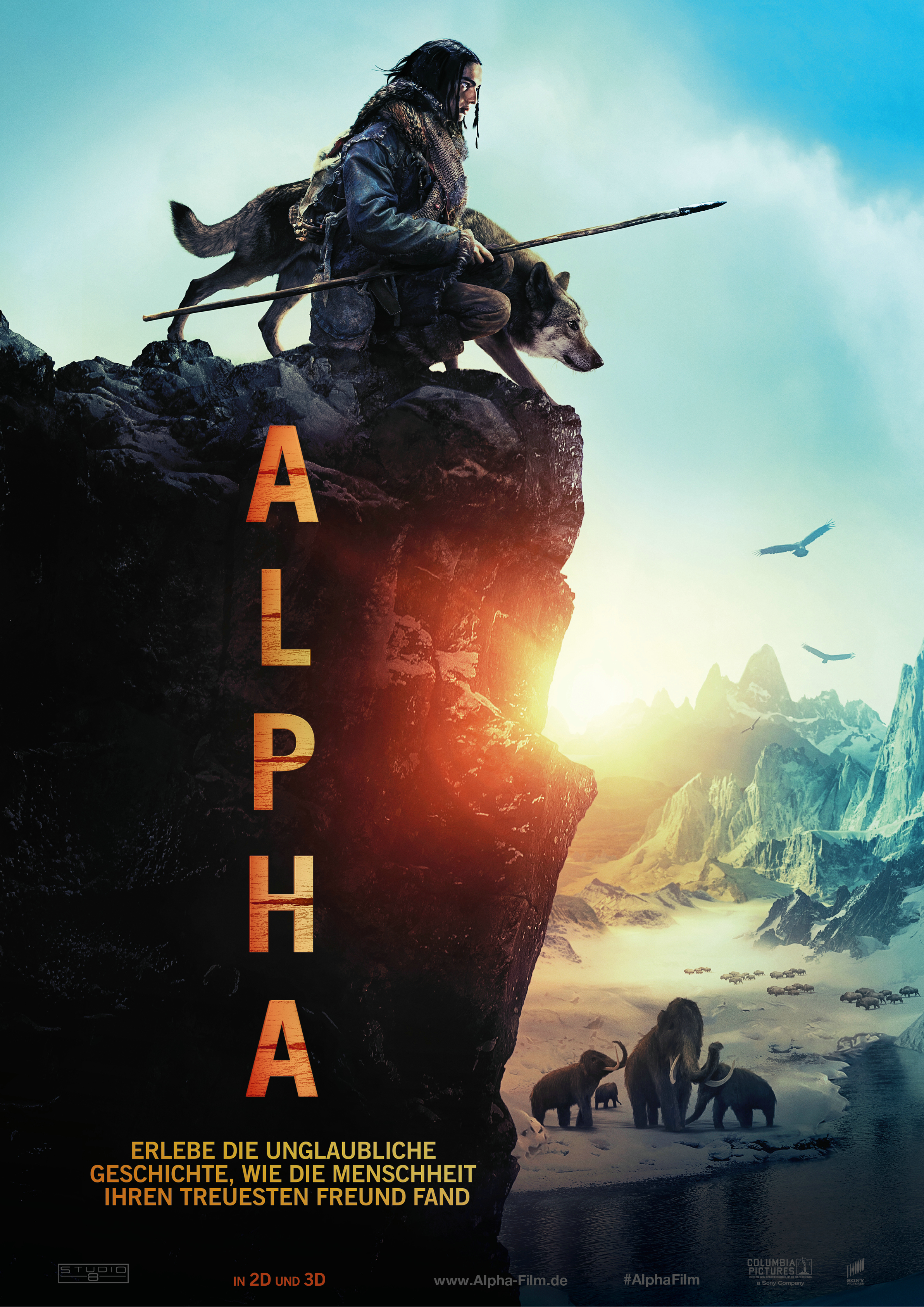 Alpha Movie Poster Hd , HD Wallpaper & Backgrounds
