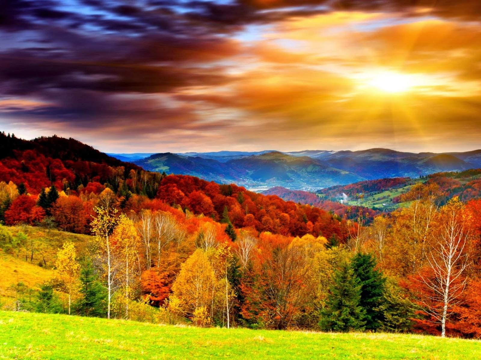 Desktop Wallpaper Beautiful Scenery , HD Wallpaper & Backgrounds