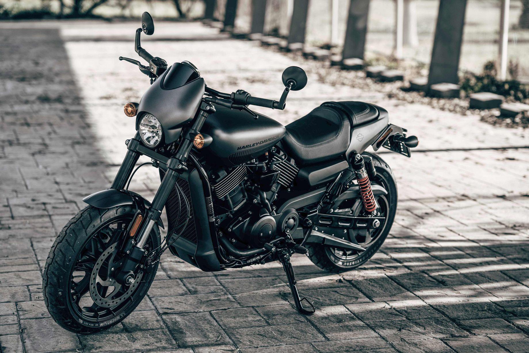 Harley-davidson Street Wallpaper - Street Rod 750 2018 , HD Wallpaper & Backgrounds