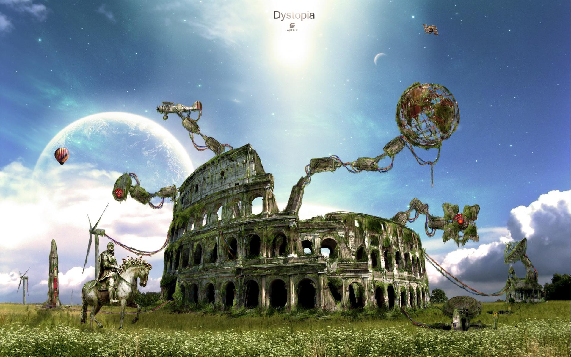 Colosseum Wallpaper Hd 3d Animation Wallpaper For Windows