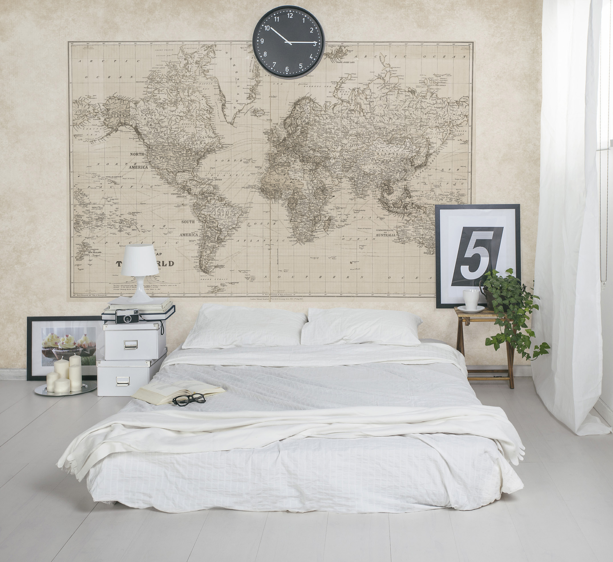 World Maps Room 5 Map Wallpaper Acafbdd Fabulous For Map