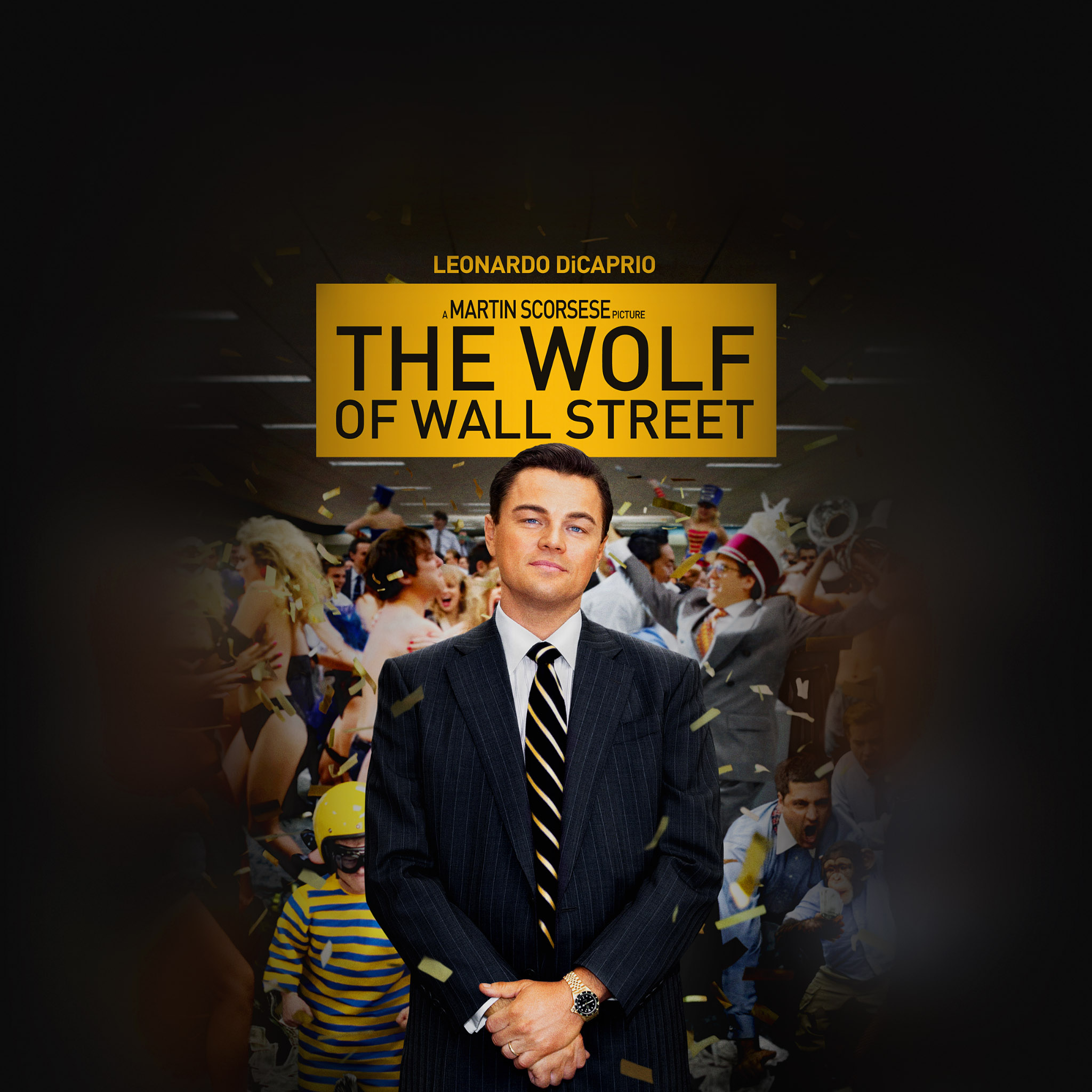 Wolf Of Wall Street Wallpaper 233683 Wolf Of Wall Street Poster