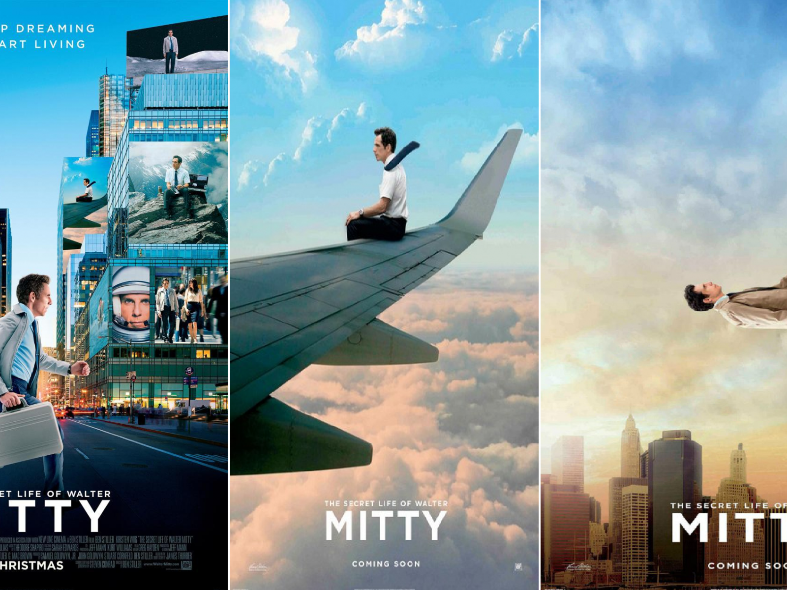 Secret Life Of Walter Mitty Movie Poster 1307741 Hd