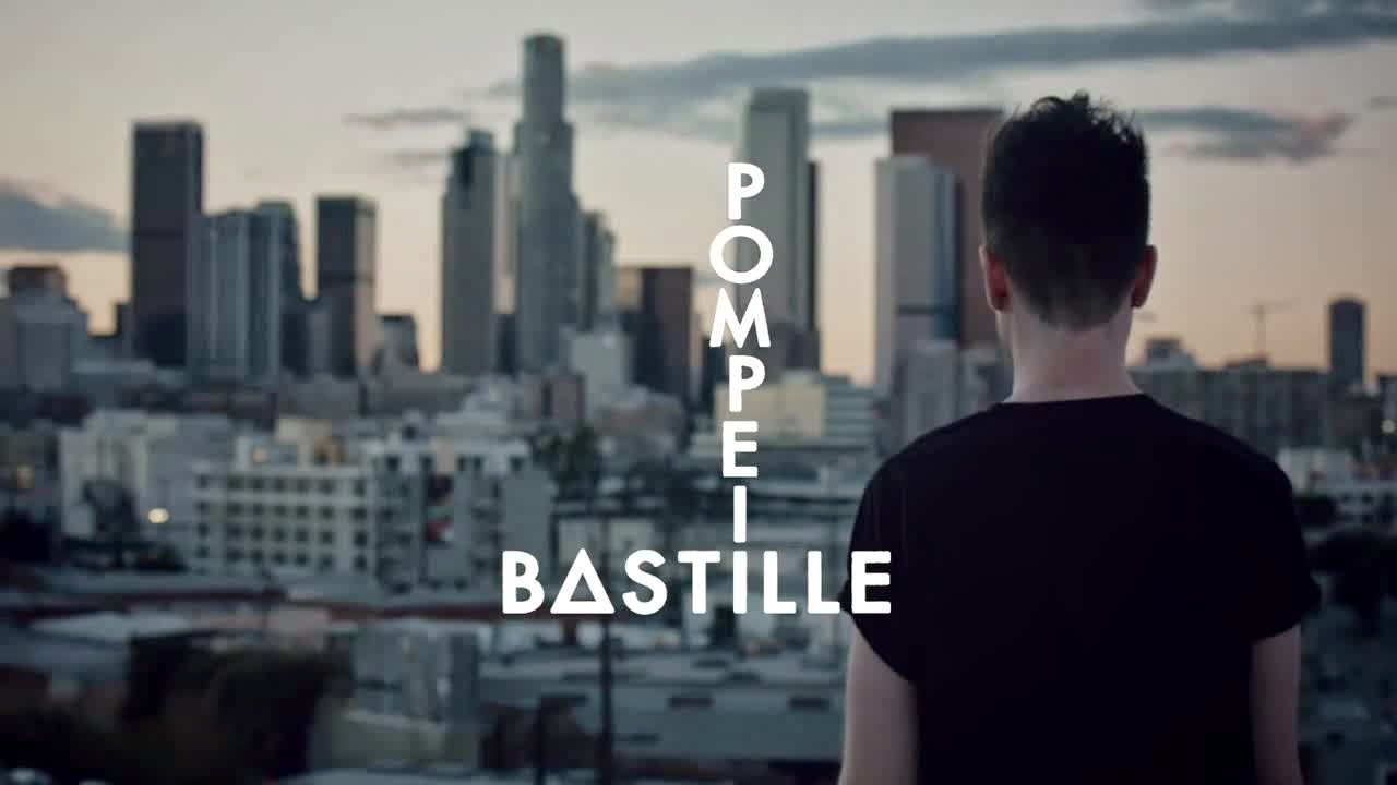 Bastille Wallpaper - Downtown Los Angeles , HD Wallpaper & Backgrounds