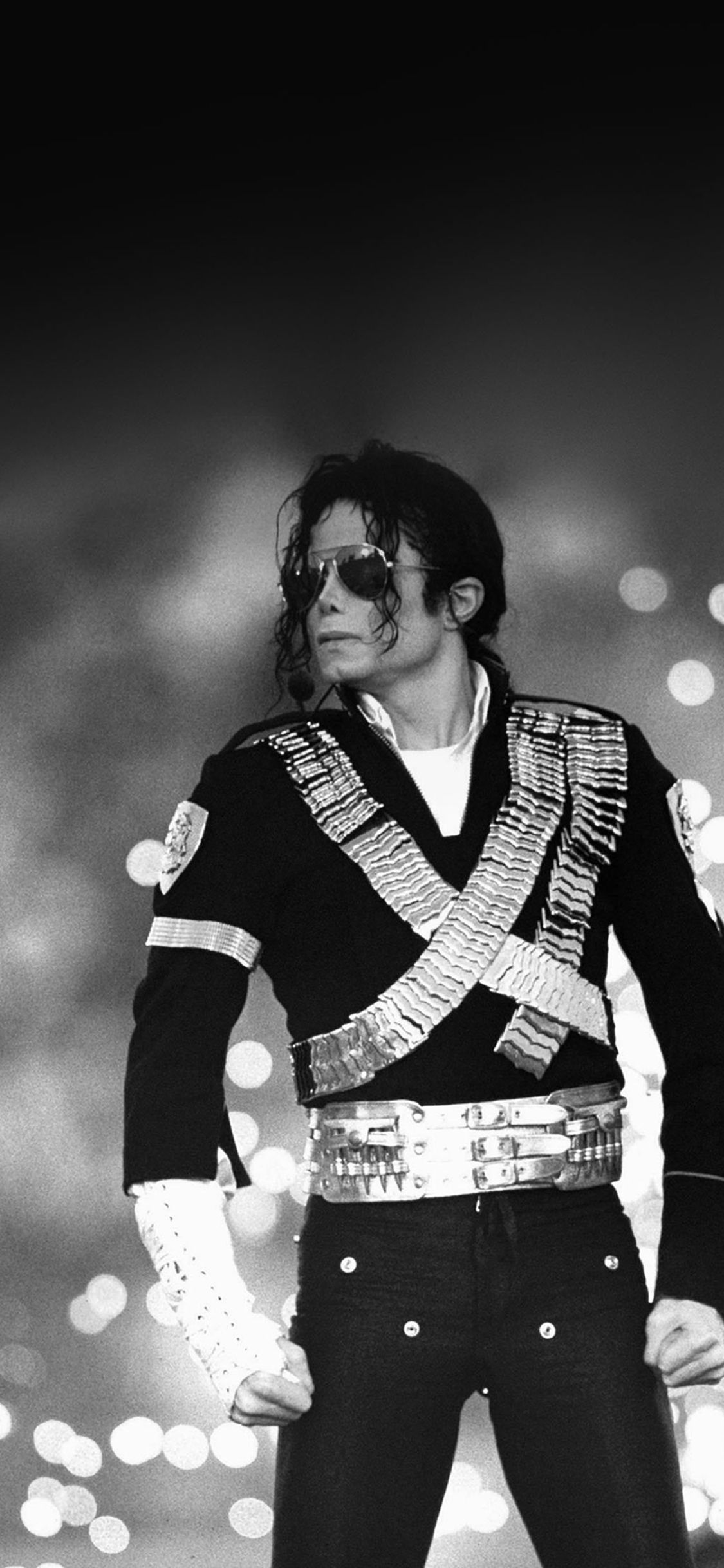 Michael Jackson Bw Concert King Of Pop 1309397 Hd