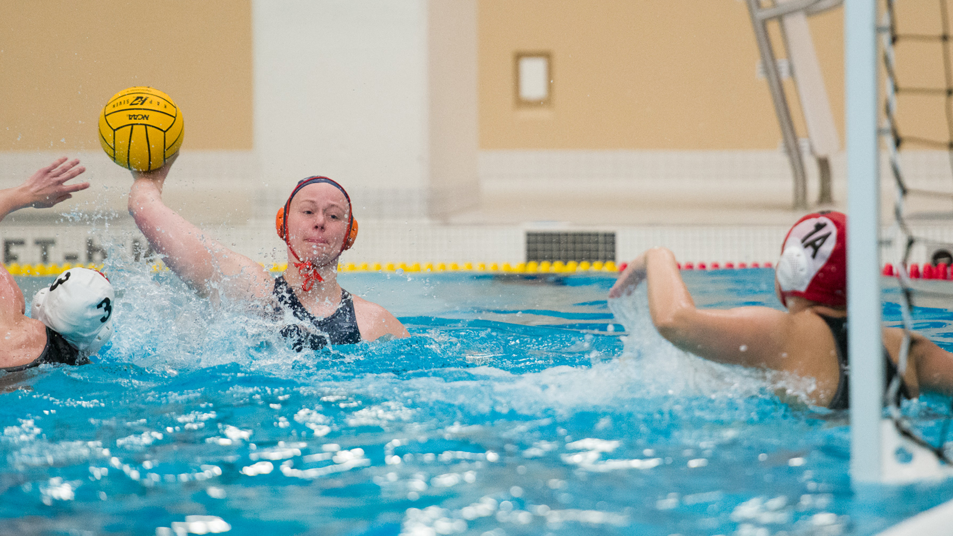 Scots Come Back To Beat Monmouth, To Play For Cwpa - Swimming Pool , HD Wallpaper & Backgrounds