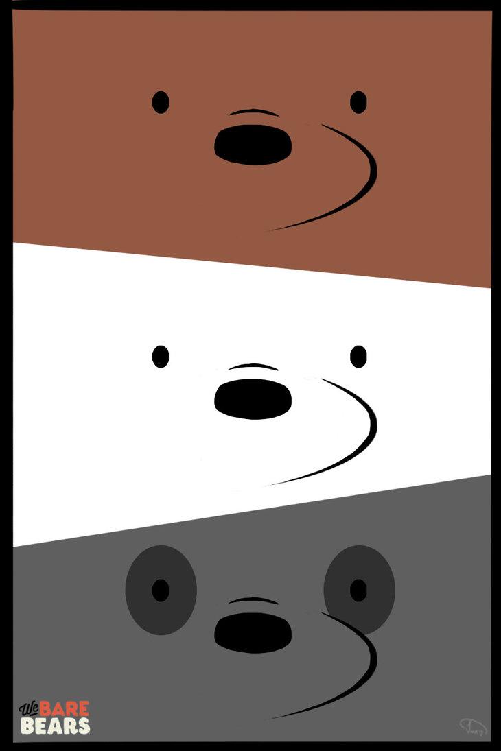 Ice Bear We Bare Bears Wallpaper - We Bare Bears Iphone ...