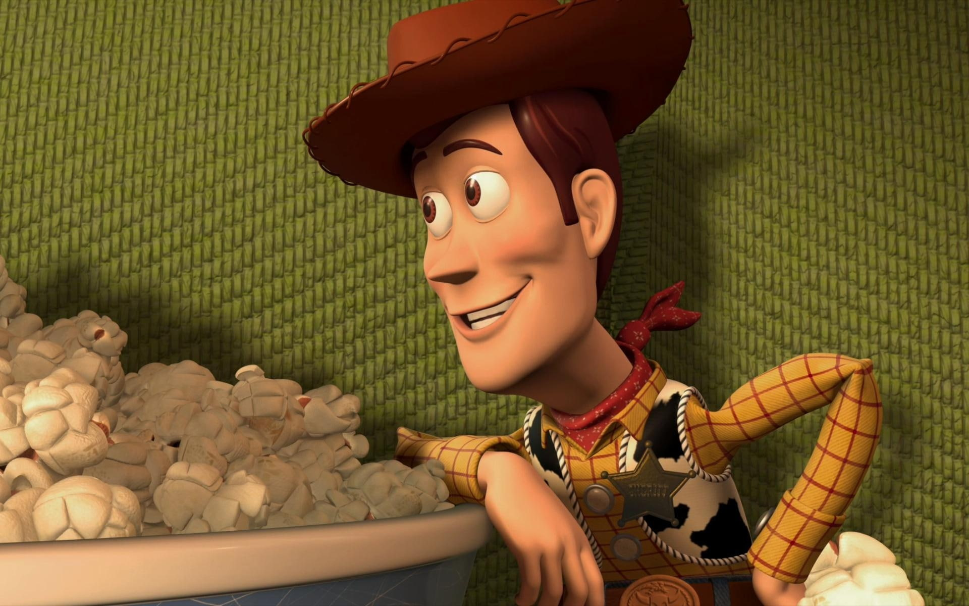 Woody Woody In Toy Story 3 1313016 Hd Wallpaper