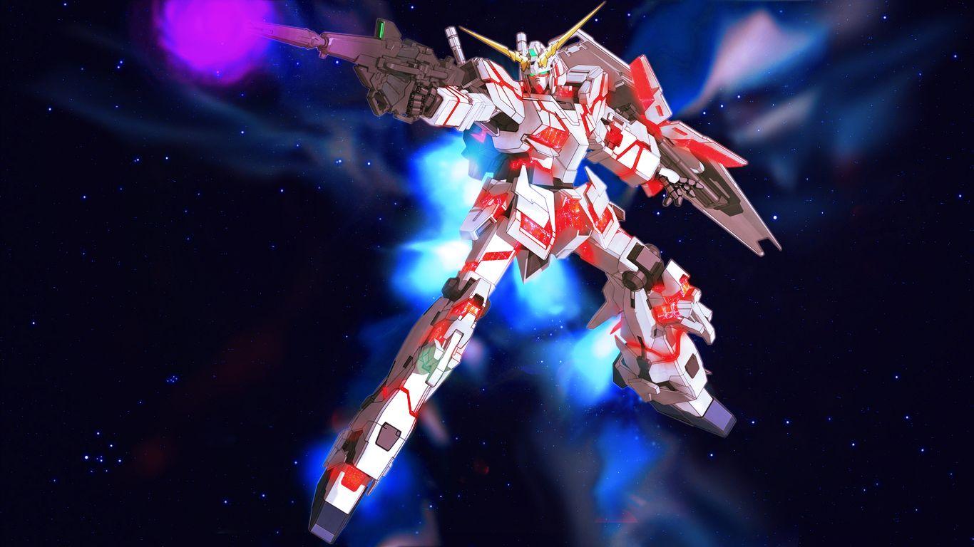 Mobile Suit Gundam Gundam Unicorn Wallpaper Android