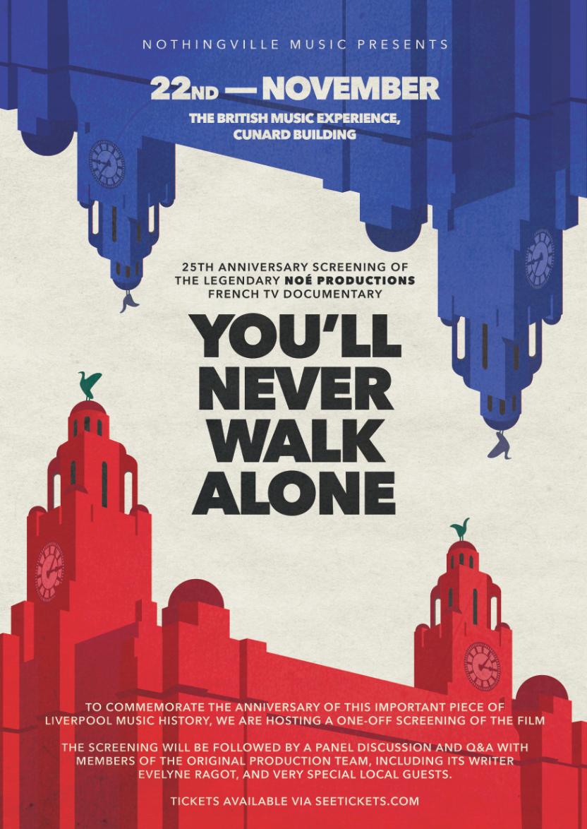 You Ll Never Walk Alone Poster 1318657 Hd Wallpaper