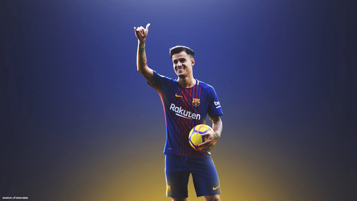 Philippe Coutinho Wallpaper Design By Philippe Coutinho Fc