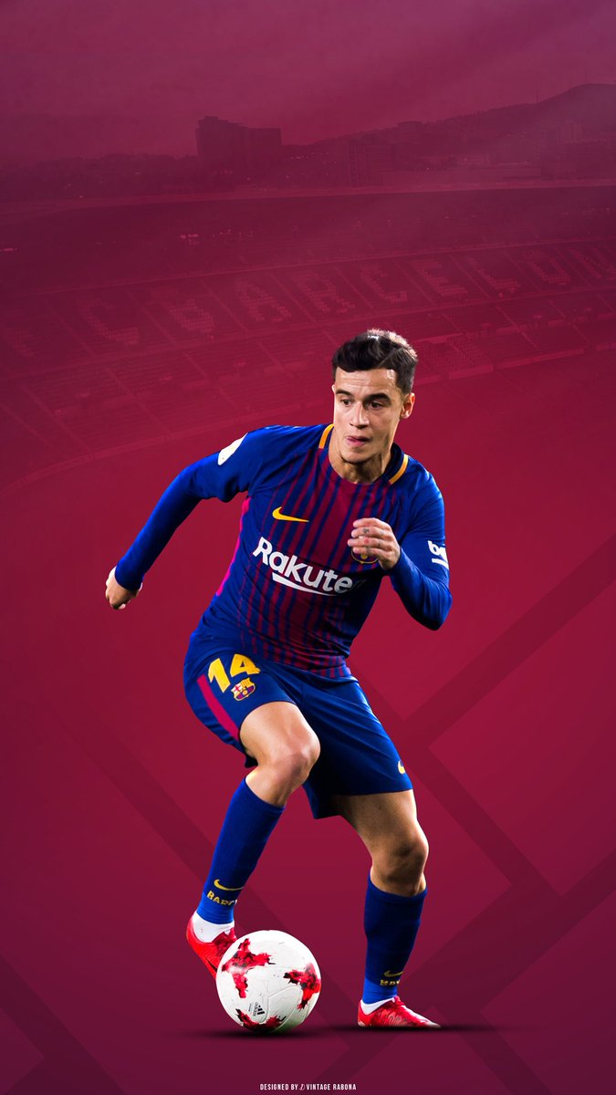 Graphistah On Twitter Coutinho Fc Barcelona 1319139