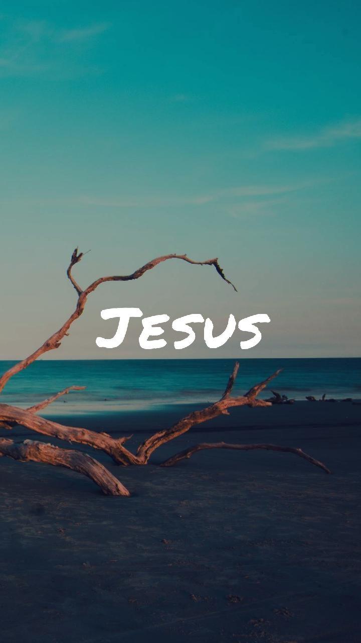 Download Jesus Wallpaper By Gmsbr2 - Jesus Quote , HD Wallpaper & Backgrounds