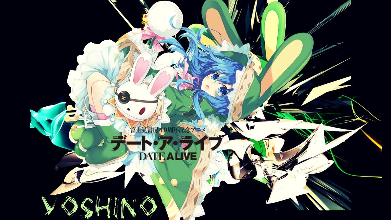 View All Date A Live Wallpapers Cartoon 1321288 Hd