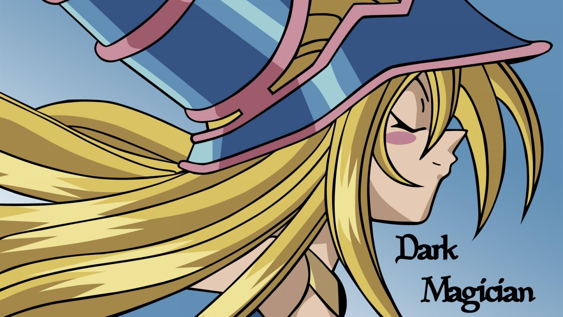 Yu Gi Oh Dark Magician Girl Dark Magician Girl 1322629 Hd