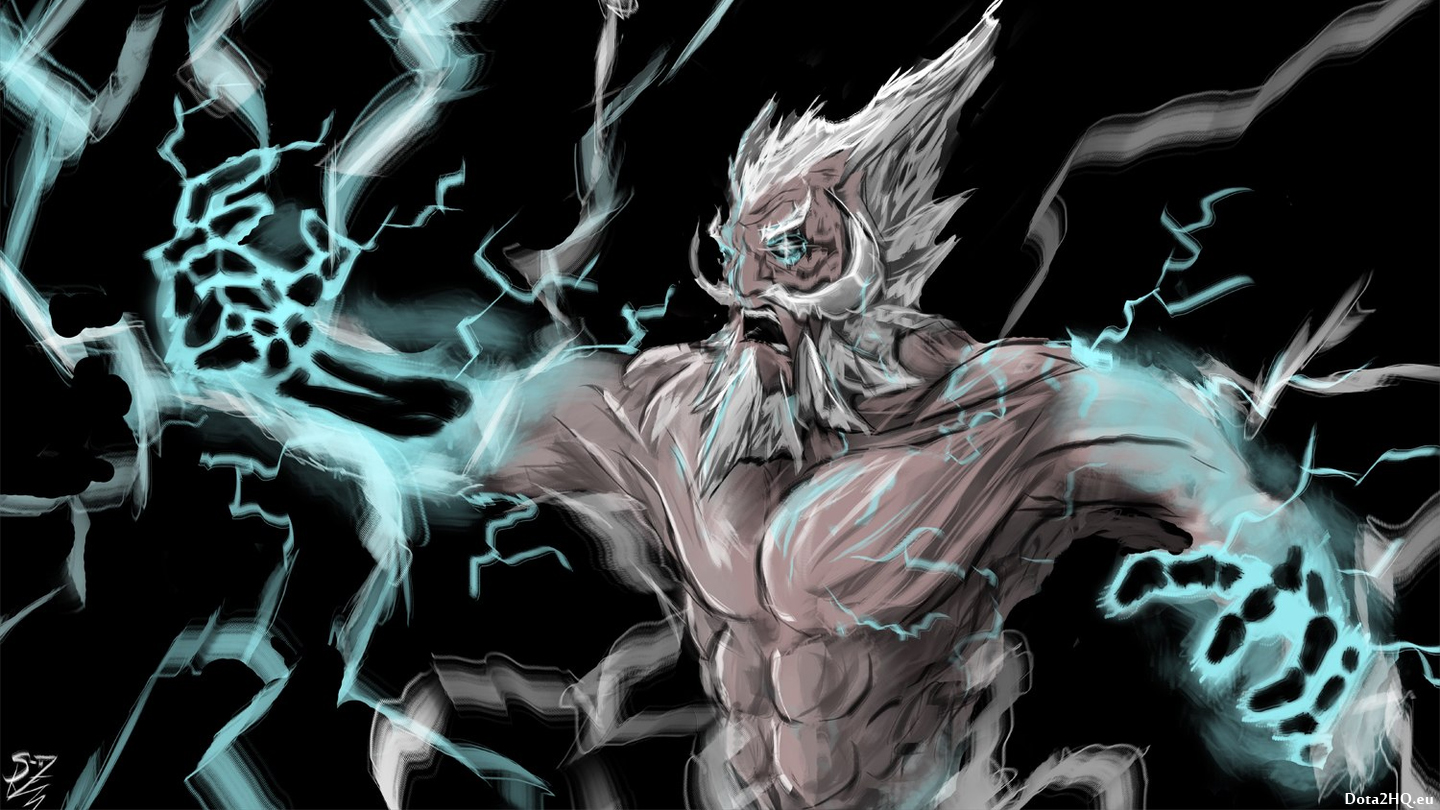 Zeus Lord Of Heaven Zeus Dota 2 Wallpaper Hd 1324781