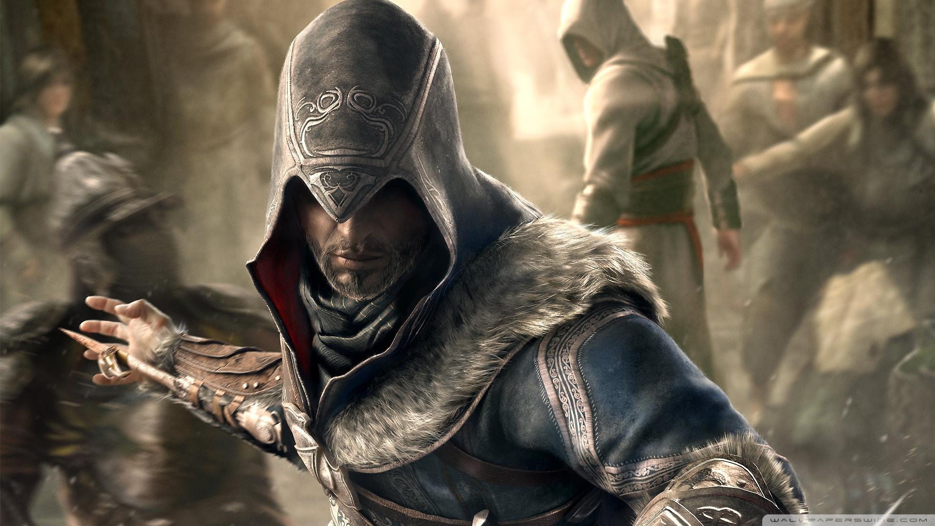 Revelation Wallpaper Ezio Auditore Assassins Creed