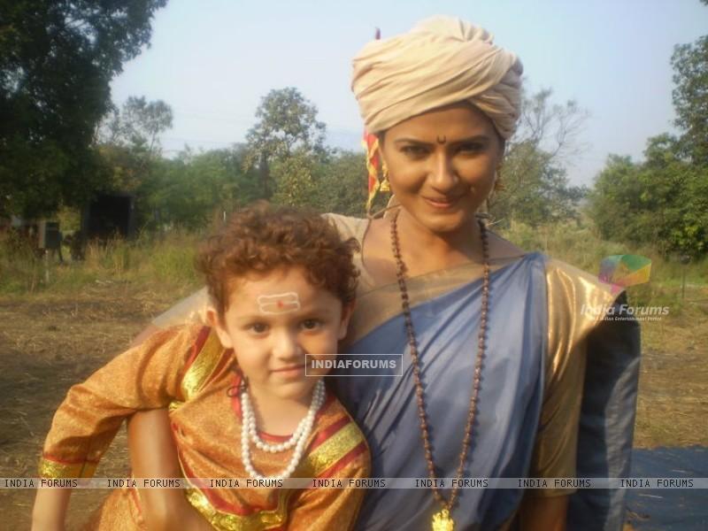 Kratika Sengar On Jhansi Ki Rani Size - صور مسلسلات زي الوان , HD Wallpaper & Backgrounds