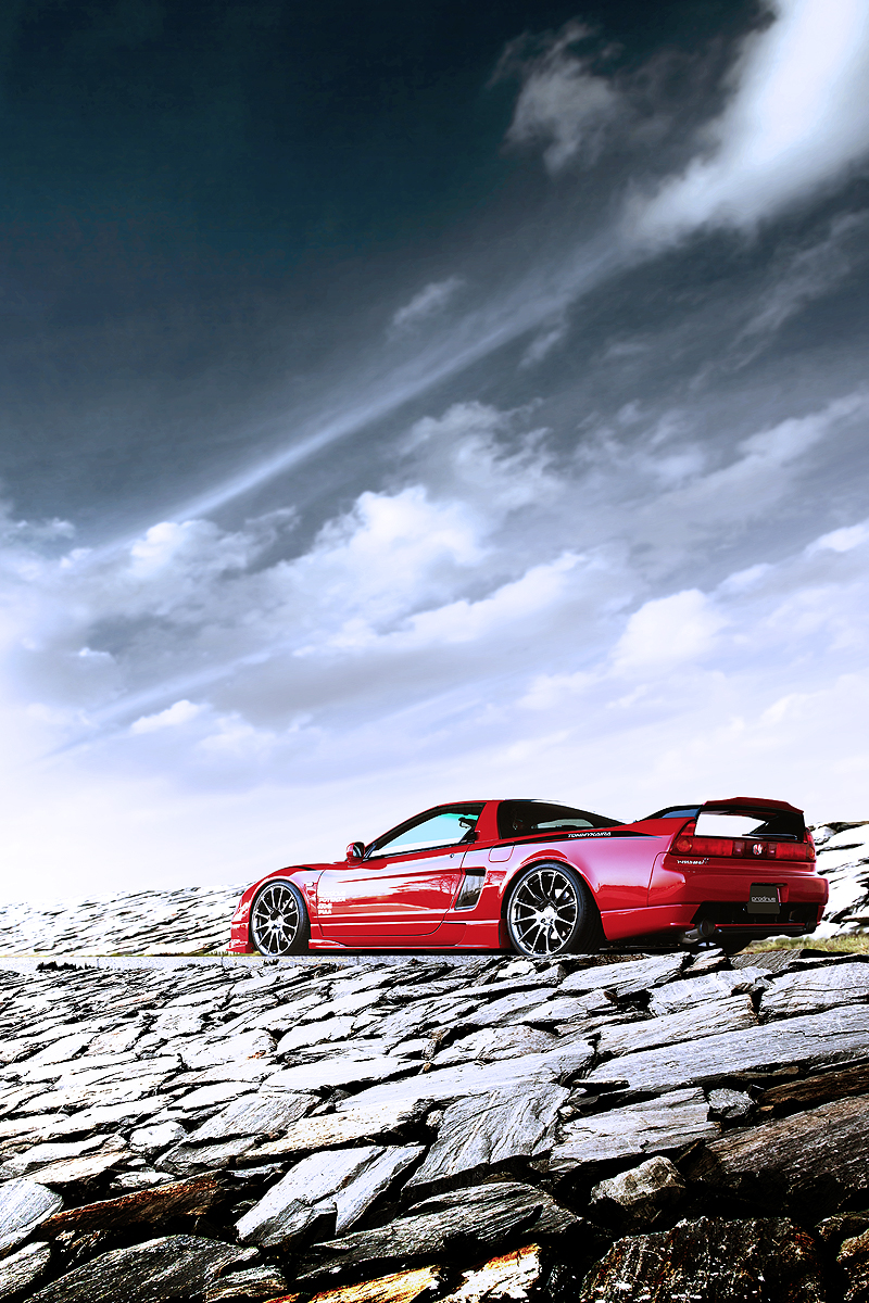 Honda Nsx Wallpaper Honda Nsx Wallpaper Phone 1327861 Hd Wallpaper Backgrounds Download