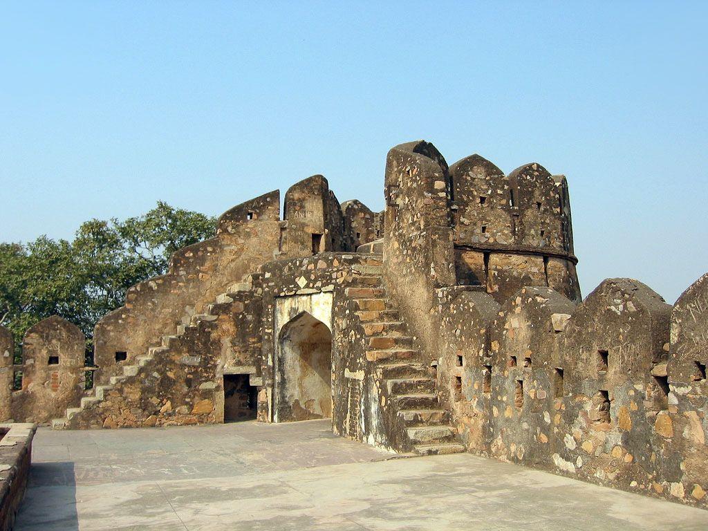 Jhansi Fort - Jhansi Image - Jhansi Place , HD Wallpaper & Backgrounds
