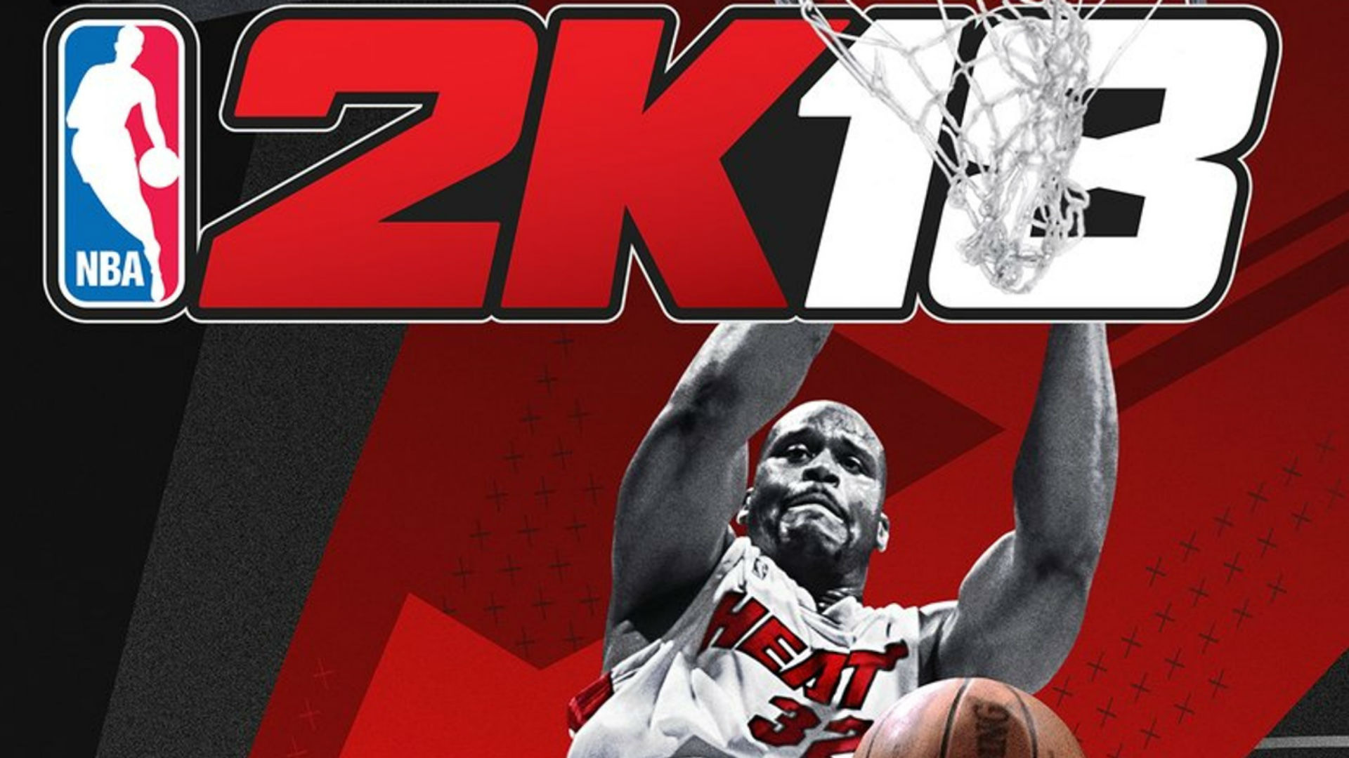 Shaquille O'neal Featured On Cover Of 'nba 2k18' Special - Nba 2k18 Shaq , HD Wallpaper & Backgrounds