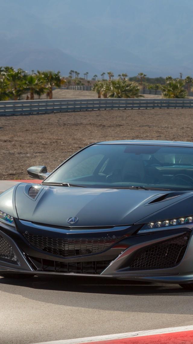 Acura Nsx Supercar Hypercar Speed Acura Nsx 2018