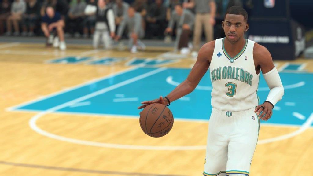 Nba 2k18 Gamesload Source - Basketball Moves , HD Wallpaper & Backgrounds