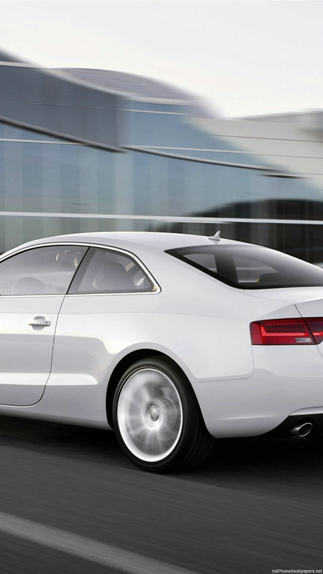 Audi Car Iphonewallpapers Hd And 1080pplus Wallpapers - Audi A5 B8 5 Coupe , HD Wallpaper & Backgrounds