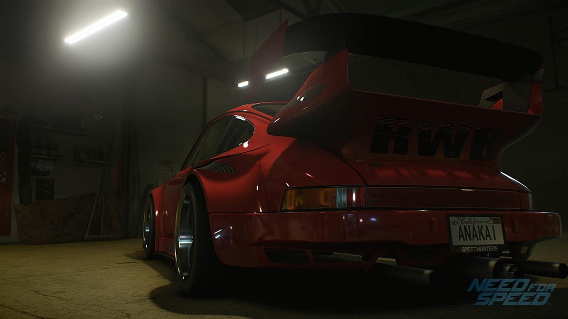 Rwb Porsche Need For Speed 2015 Styling Sticker 1329846 Hd