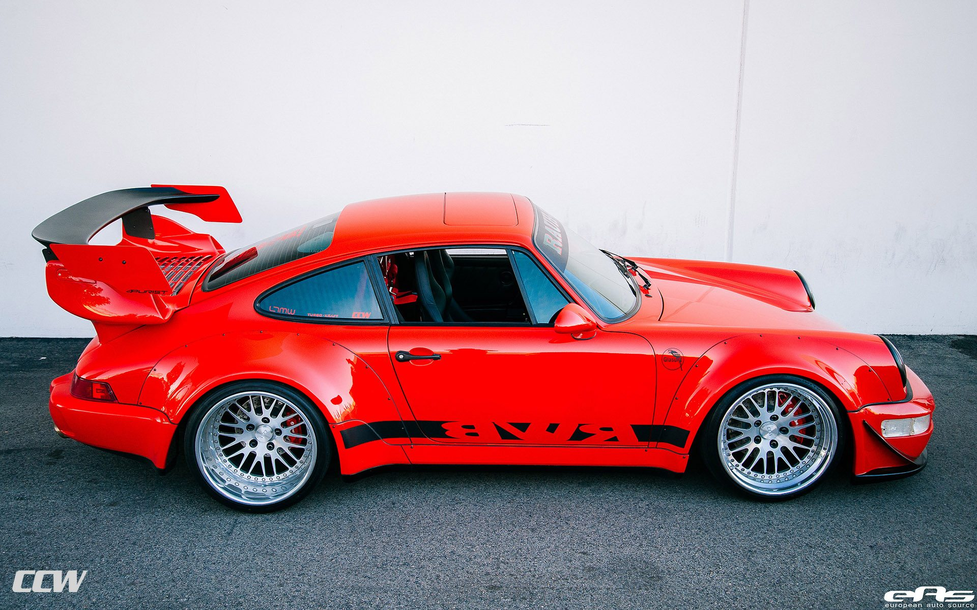 Rwb Porsche Wallpaper Rwb Porsche 964 Turbo 1329998 Hd Wallpaper Backgrounds Download