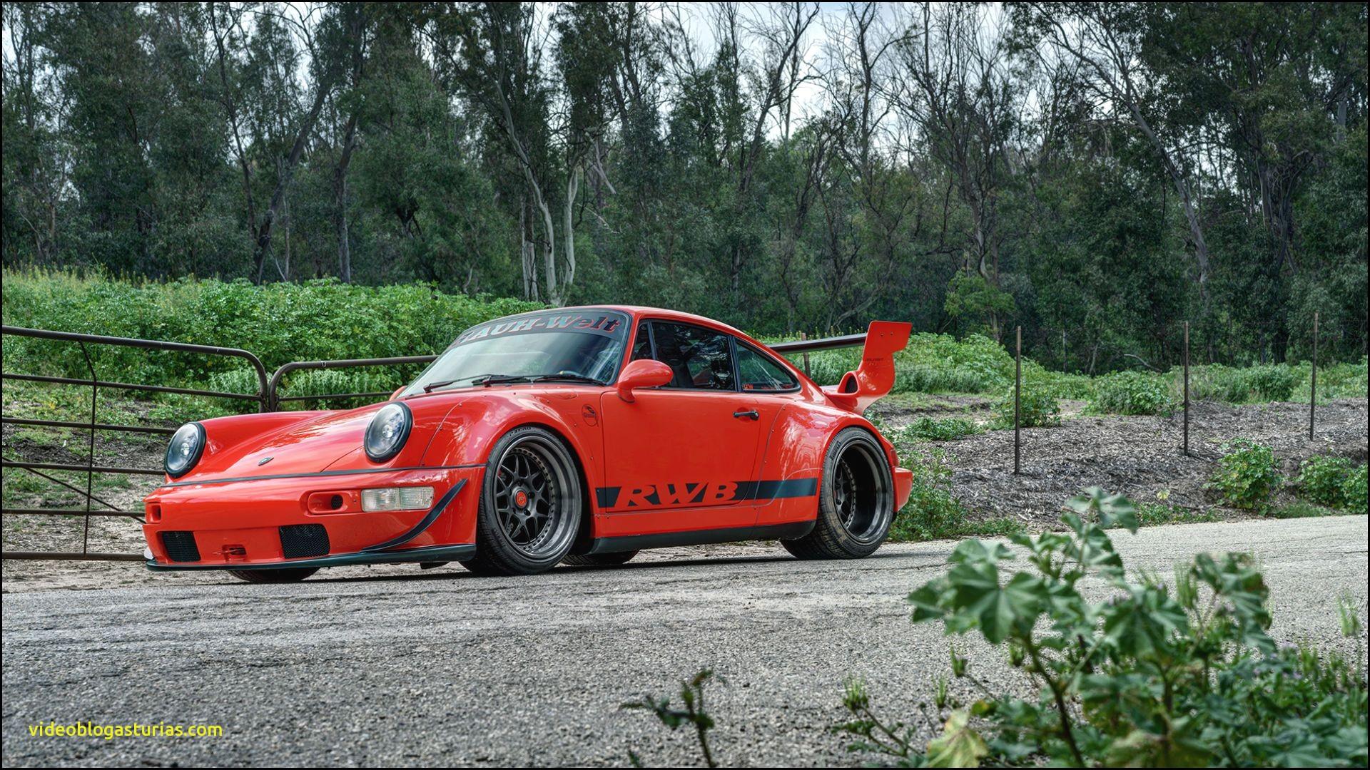 Rwb Body Kits 17 Inspirational Rwb Porsche 911 Sema 964