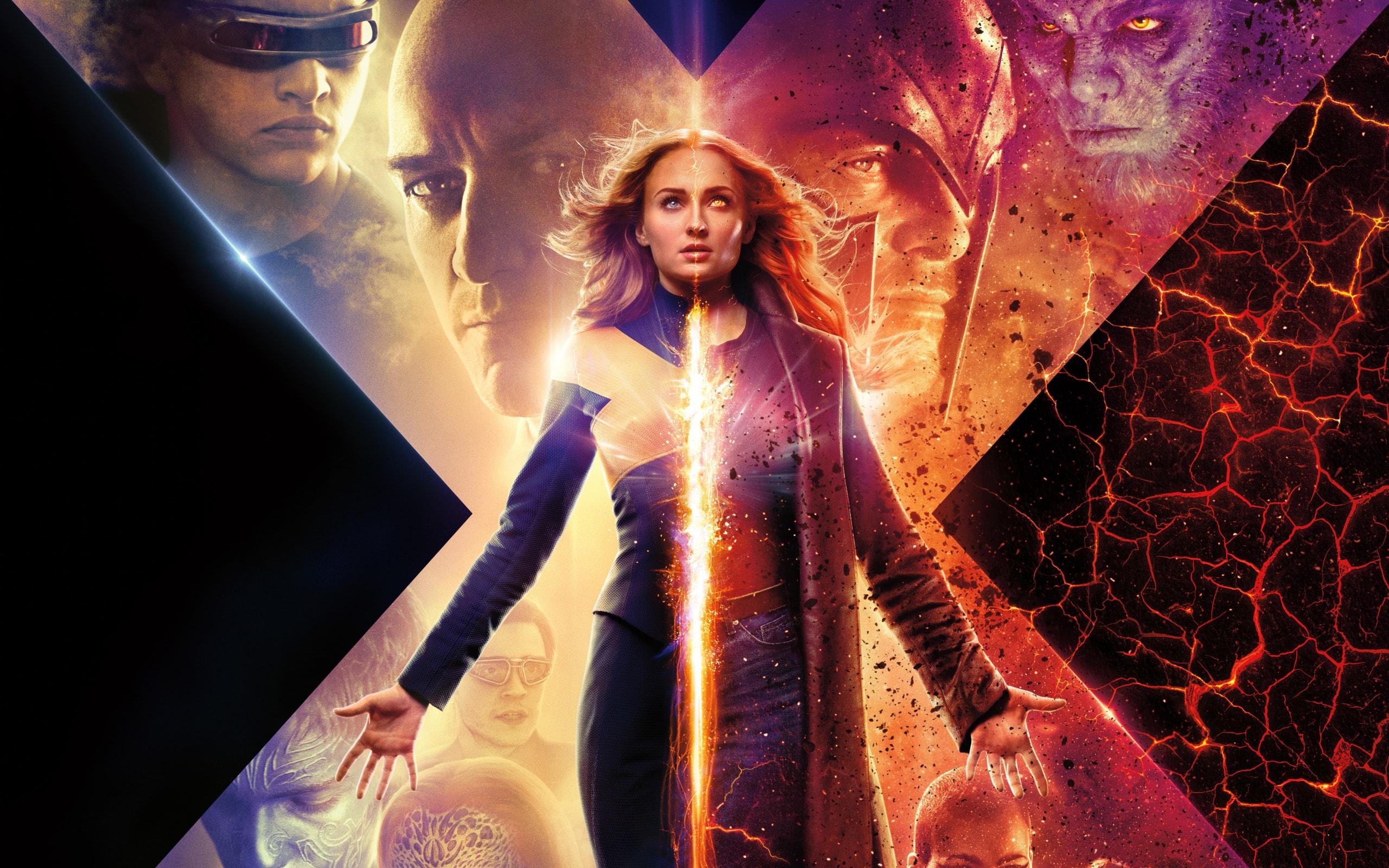 Image result for x-men dark phoenix wallpaper