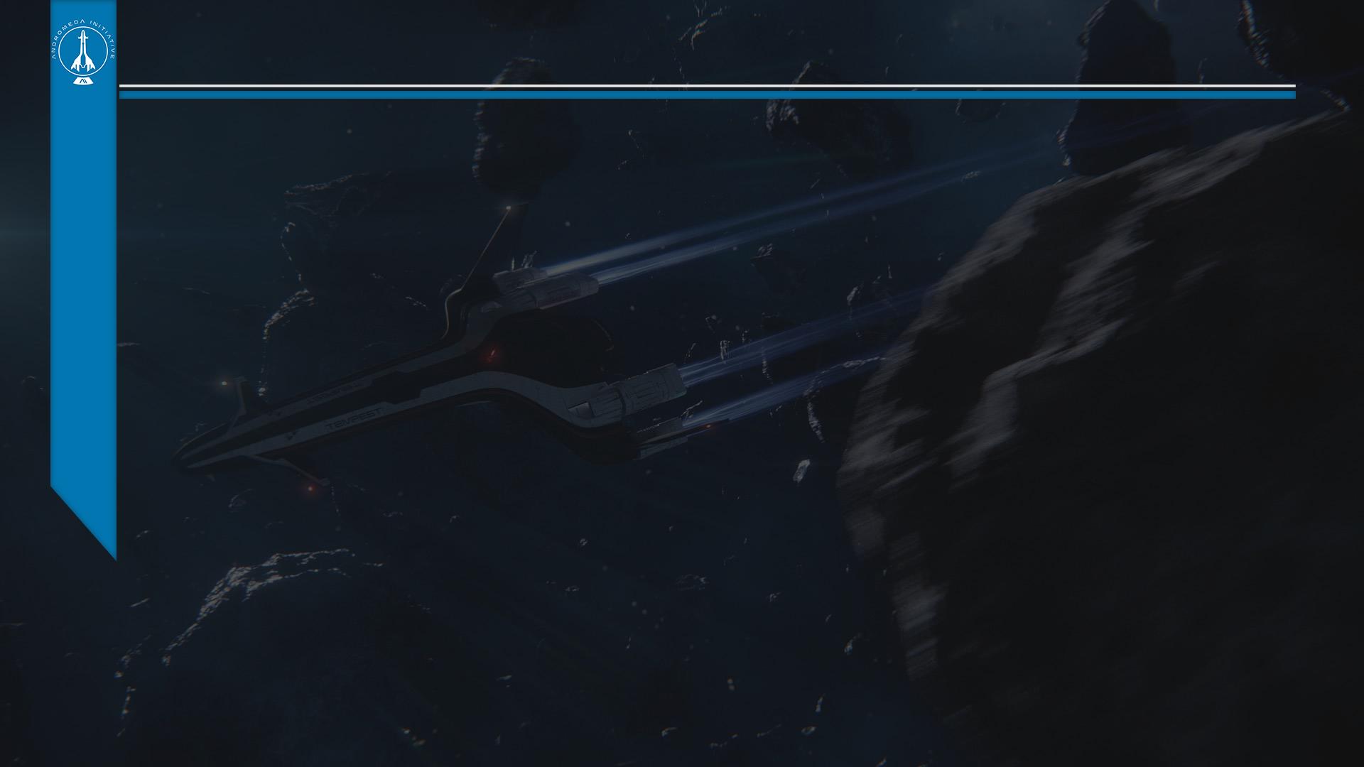 Mass Effect Andromeda Initiative Xbox Theme Darkness 1332682