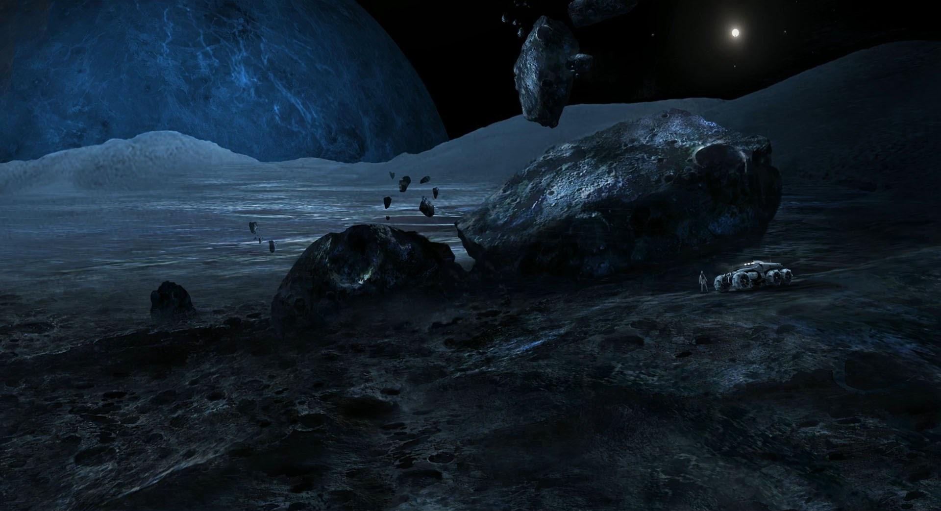 Mass Effect Andromeda Desktop Wallpaper High Resolution Mass
