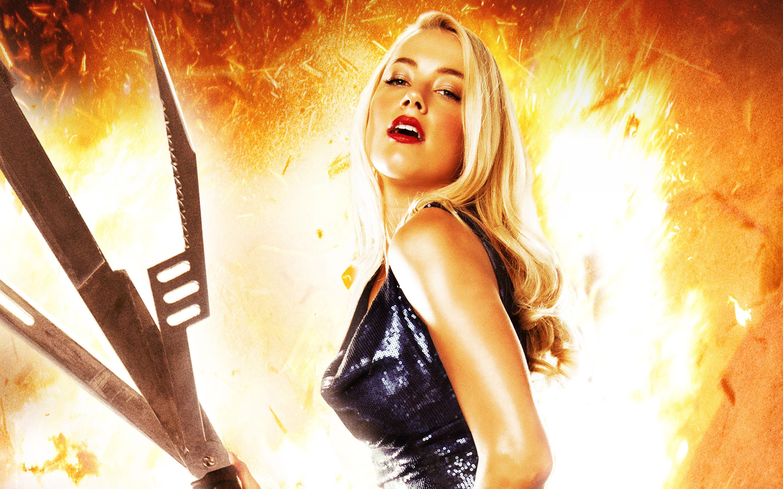 Machete Kills Amber Heard - Amber Heard In Machete Kills 2013 , HD Wallpaper & Backgrounds