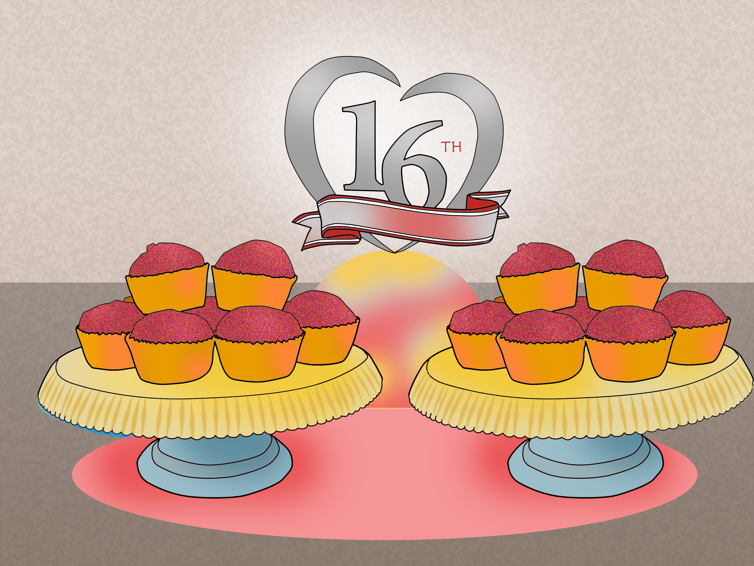 How To Buy A 16th Year Wedding Anniversary Gift 16 Month