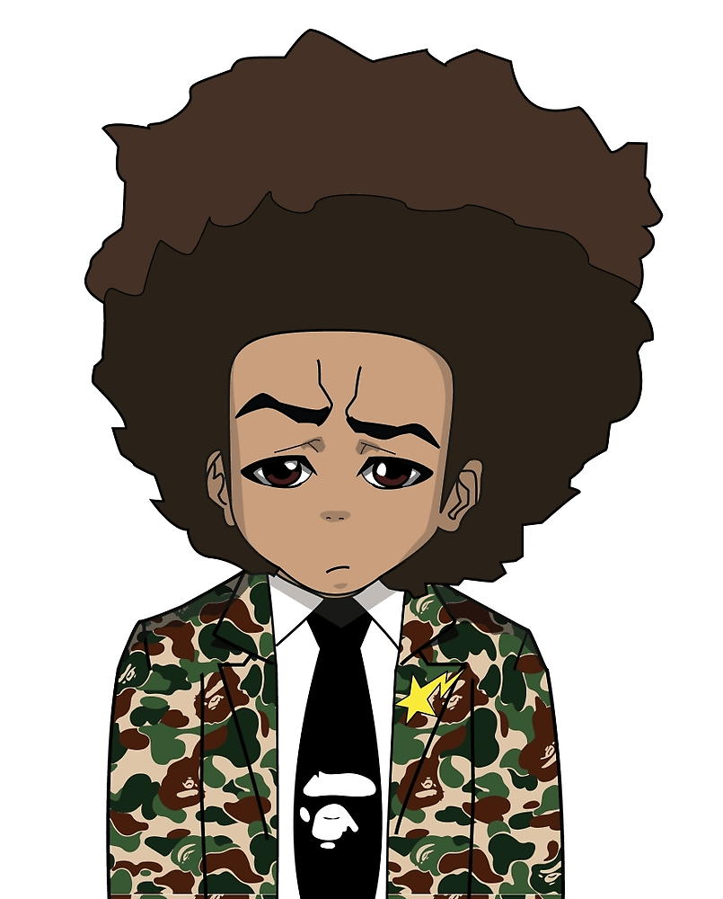 Animated Ayo And Teo Wallpapers Bape Riley Boondocks 1337992 Hd Wallpaper Backgrounds Download
