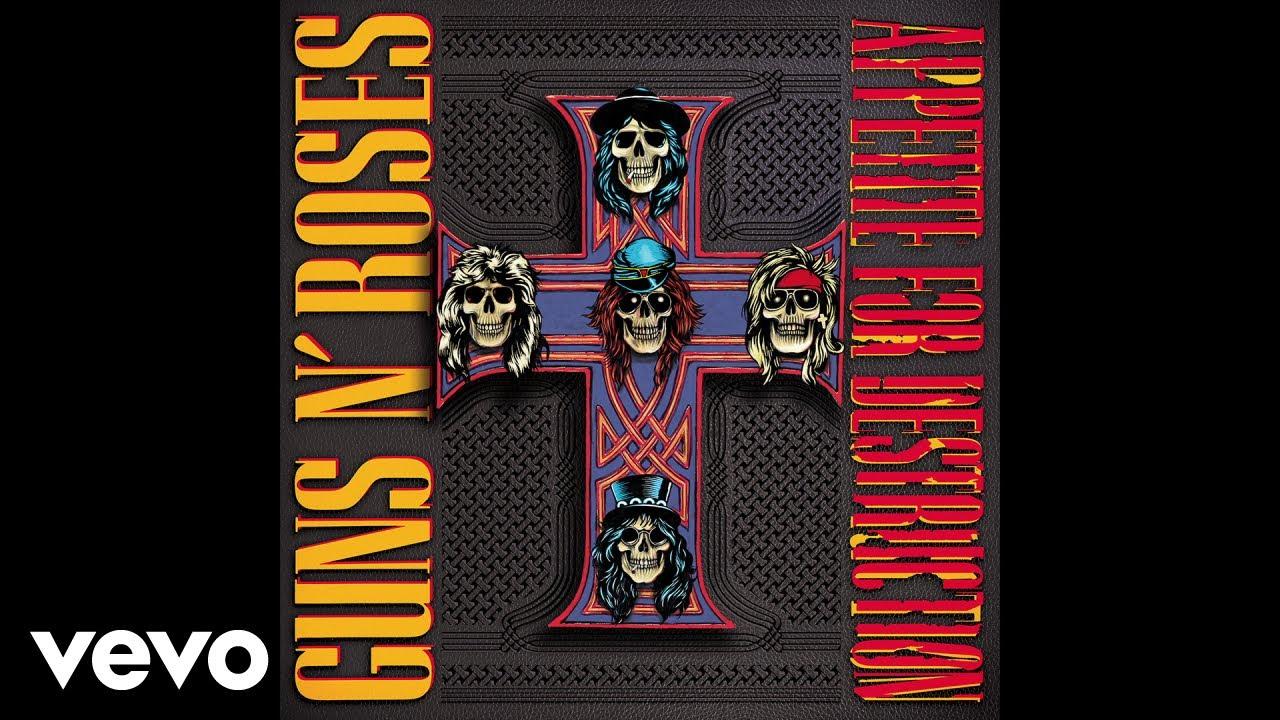 Guns N Roses Guns N Roses Appetite For Destruction Super