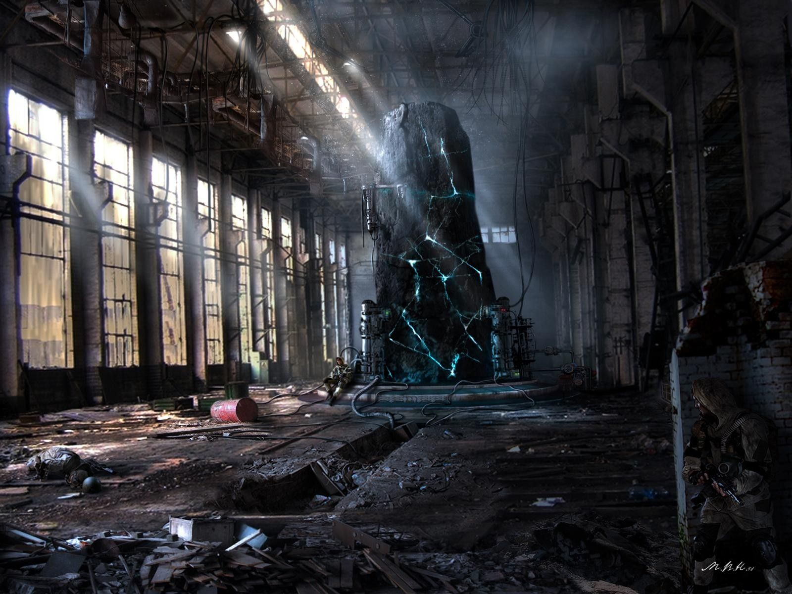 Video Games Shadow Of Chernobyl Apocalyptic S Stalker
