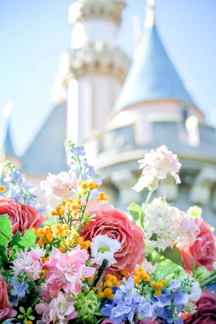 Disney Castle Find More Cute Disney Wallpapers For