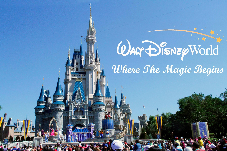 Walt Disney World Iphone Wallpaper