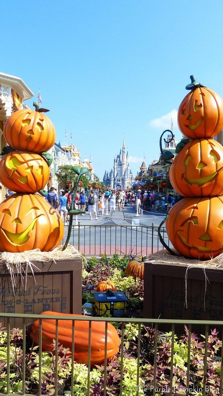 Disney World Phone Wallpaper Halloween , HD Wallpaper & Backgrounds